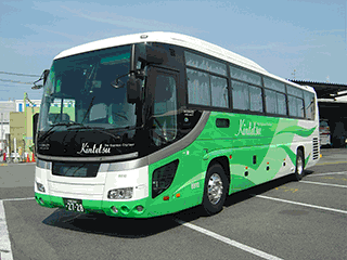 Kintetsu Bus co.,Ltd. Bus